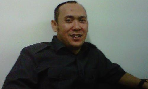 Anggota Komisi I DPRD Jabar, Dedi Hasan Bahtiar
